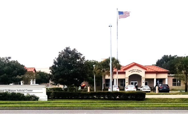 St Augustine Courthouse